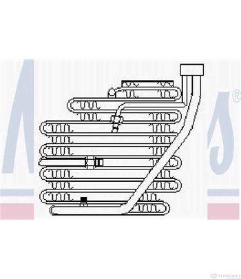 ИЗПАРИТЕЛ КЛИМАТИК MITSUBISHI LANCER III STATION WAGON (1985-) 1.5 12V - NISSENS