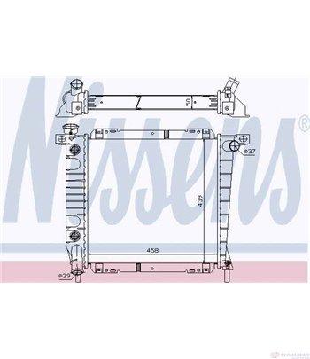 РАДИАТОР ВОДЕН FORD USA EXPLORER (1993-) 4.0 V6 - NISSENS
