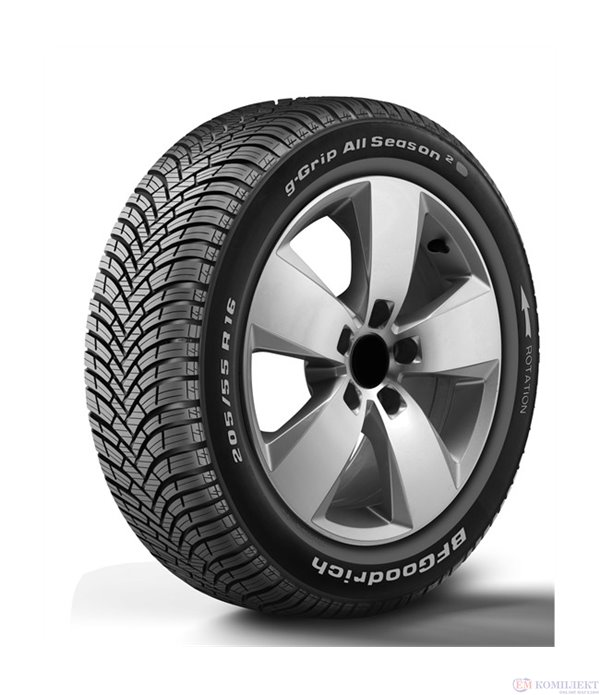 ВСЕСЕЗОННИ ГУМИ BFGOODRICH G-GRIP ALL SEASON 2 225/45R17 94V XL