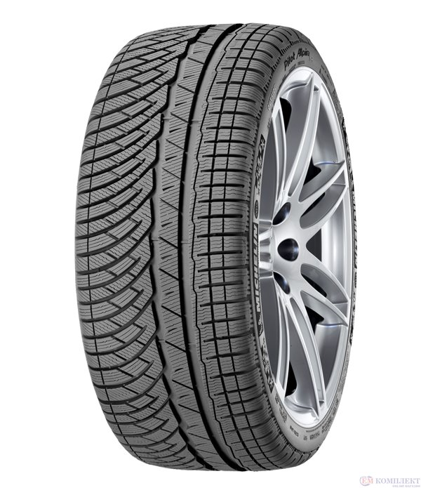 ЗИМНИ ГУМИ MICHELIN PILOT ALPIN PA4 275/30R20 97W XL