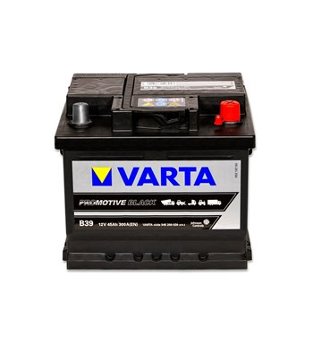 АКУМУЛАТОР 12V 045 (Ah) VARTA PROMOTIVE BLACK