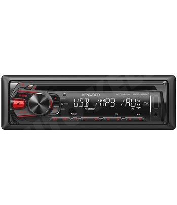 ПЛЕЪР ЗА АВТОМОБИЛ KDC-120RY С CD/USB - KENWOOD